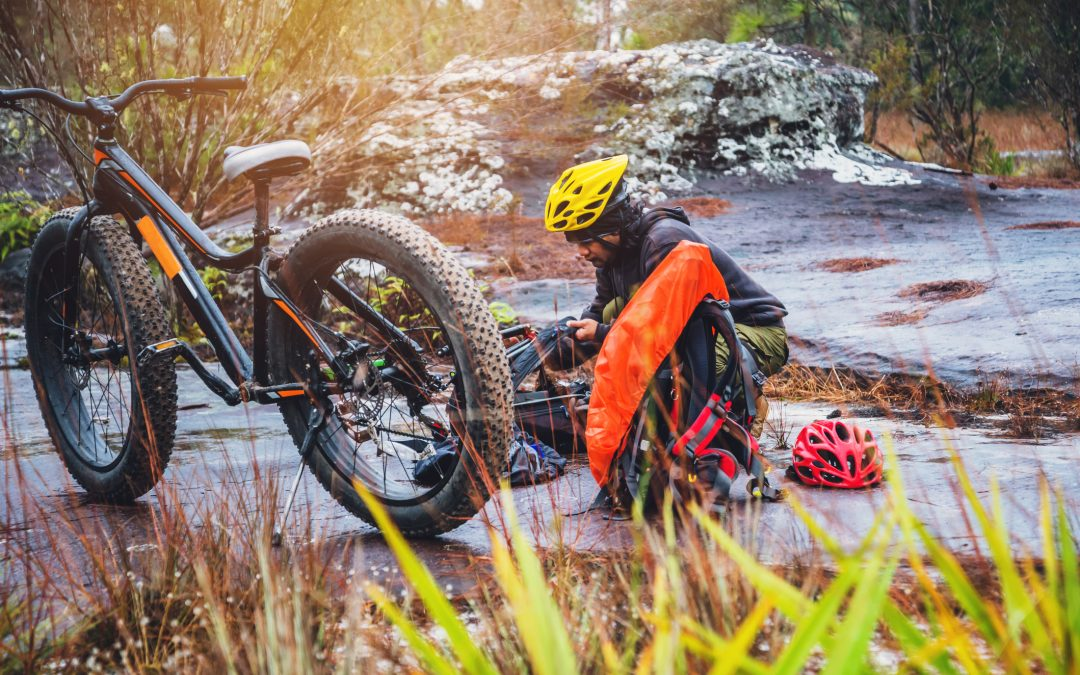 What gear do you need for mountain biking?